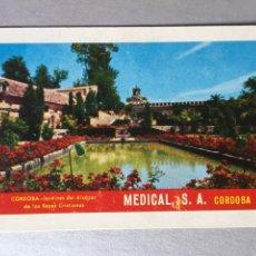 Coleccionismo Calendarios: CALENDARIO FOURNIER 1963. Lote 130661508