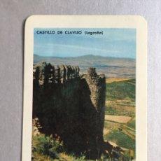 Coleccionismo Calendarios: CALENDARIO FOURNIER 1966. Lote 130757209