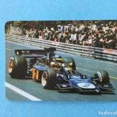 Coleccionismo Calendarios: CALENDARIO 1984 COCHE F1 - ESCUELA AUTOMOVILÍSTICA J.MARCOS _LEY068. Lote 131300643