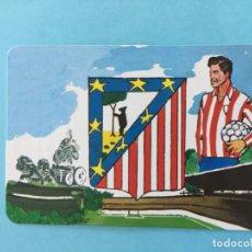 Coleccionismo Calendarios: CALENDARIO 1985 ATLÉTICO DE MADRID - BAR CASA GREGORIO _LEY074. Lote 131301803