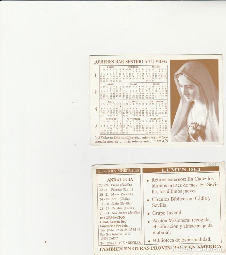 Calendario Religioso.Calendario Religioso 1993