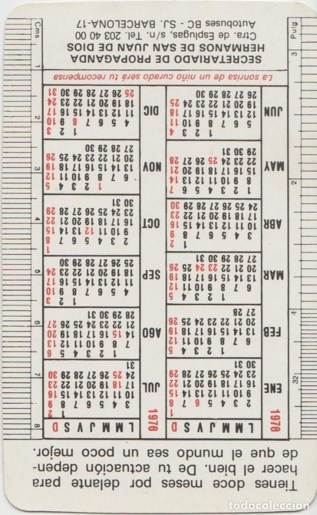 Calendario 1978.Calendarios Calendario 1978 Cura En Moto