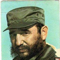 Coleccionismo Calendarios: CALENDARIO AÑO 1979. FIDEL CASTRO. RADIO HABANA CUBA.. Lote 132271478