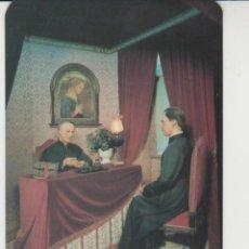 Coleccionismo Calendarios: CALENDARIOS CALENDARIO MUSEO DE CERA DE FATIMA PORTUGAL 1989. Lote 132330422