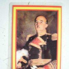 Coleccionismo Calendarios: CALENDARIO DE BOLSILLO DE 1996 : FRANCO, SIEMPRE FIELES A TU MEMORIA . PLASTIFICADO. Lote 132590994