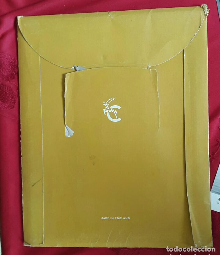 Coleccionismo Calendarios: BALLET CARPETA CON 18 POSTALES RUDOLF NUREYEV Y CALENDARIO DE 1966 - Foto 10 - 132836734