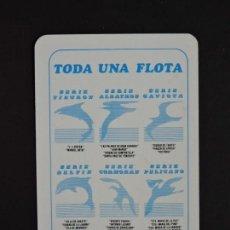Coleccionismo Calendarios: CALENDARIO BOLSILLO - TRASMEDITERRANEA - FOURNIER - AÑO 1978. Lote 132983150
