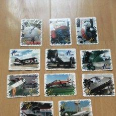 Coleccionismo Calendarios: LOTE CALENDARIOS AVIONES DE LA AAMA AÑO 2006. Lote 133468694