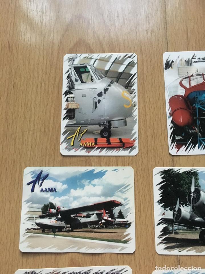 Coleccionismo Calendarios: Lote calendarios aviones de la AAMA año 2006 - Foto 2 - 133468694