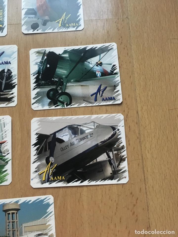 Coleccionismo Calendarios: Lote calendarios aviones de la AAMA año 2006 - Foto 4 - 133468694