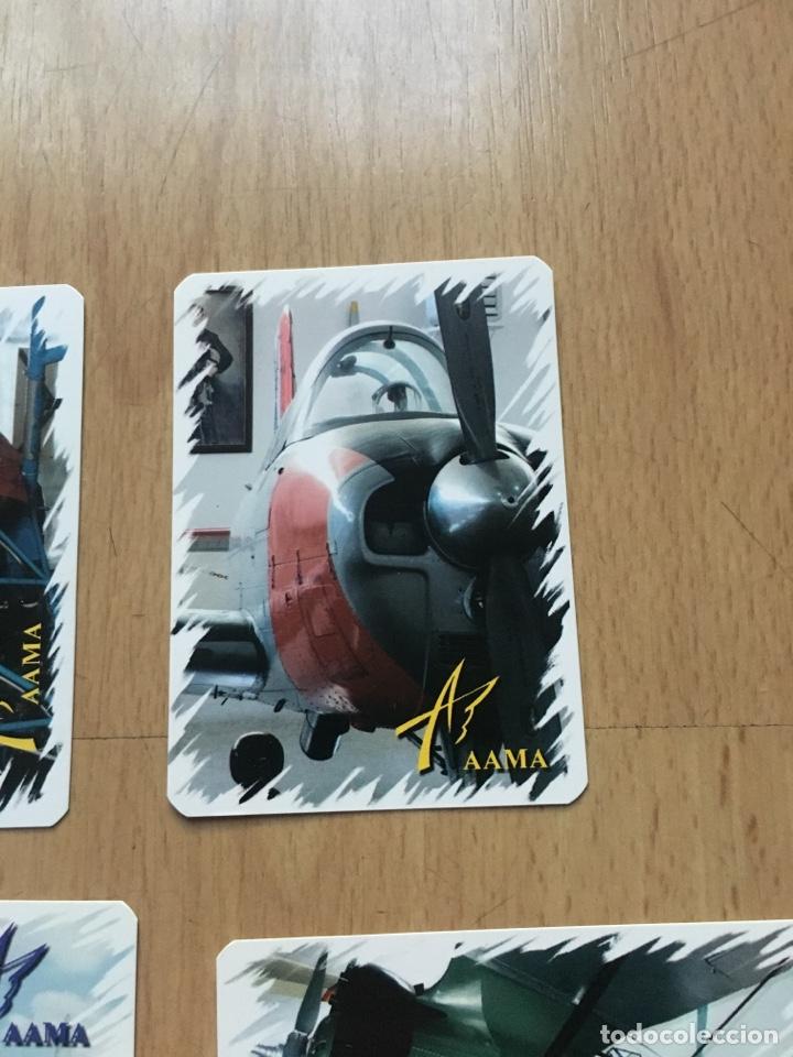 Coleccionismo Calendarios: Lote calendarios aviones de la AAMA año 2006 - Foto 5 - 133468694