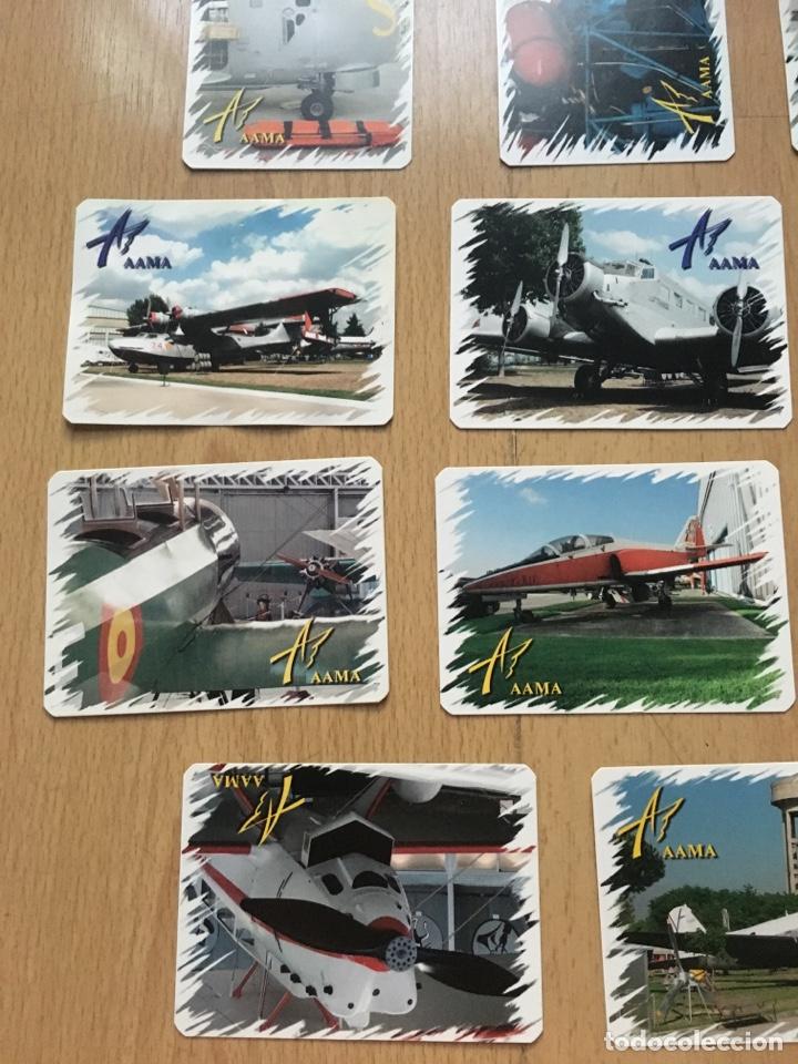 Coleccionismo Calendarios: Lote calendarios aviones de la AAMA año 2006 - Foto 6 - 133468694