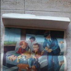 Coleccionismo Calendarios: CALENDARIO CHOCOLATES BATANGA . Lote 133601826