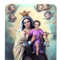 Coleccionismo Calendarios: CALENDARIO DE PUBLICIDAD 2000 NTRA. SRA. DEL CARMEN. Lote 133625590