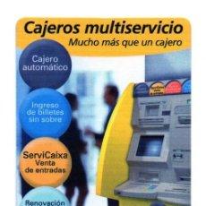 Coleccionismo Calendarios: CALENDARIO DE PUBLICIDAD 2004 LA CAIXA. Lote 133724054