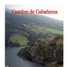 Coleccionismo Calendarios: CALENDARIO DE PUBLICIDAD 2004 CUMBRE DE CABAÑEROS. Lote 133781842