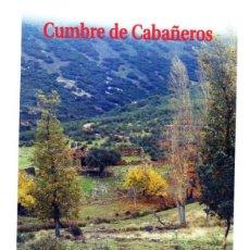 Coleccionismo Calendarios: CALENDARIO DE PUBLICIDAD 2004 CUMBRE DE CABAÑEROS. Lote 133781858