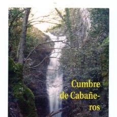 Coleccionismo Calendarios: CALENDARIO DE PUBLICIDAD 2004 CUMBRE DE CABAÑEROS. Lote 133781866