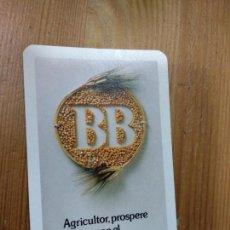 Coleccionismo Calendarios: CALENDARIO FOURNIER 1979 BANCO BILBAO. Lote 133820094