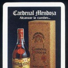 Colecionismo Calendários: CALENDARIO FOURNIER. CARDENAL MENDOZA. 1986. Lote 133969998