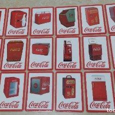 Coleccionismo Calendarios: SERIE DE 18 CALENDARIOS DE COCA COLA 2019.. Lote 145969808