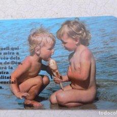 Coleccionismo Calendarios: CALENDARIO BOLSILLO OBRES BENÉFIQUES SANT JOAN DE DÉU.AÑO 1988. Lote 134037638