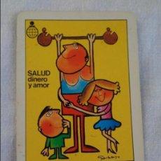 Coleccionismo Calendarios: CALENDARIO FOURNIER CAJA DE AHORROS DE TORRENT 1984. Lote 134040582