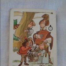 Coleccionismo Calendarios: CALENDARIO DE BOLSILLO - FOURNIER - 1987 - CAJA DE AHORROS DE ONTINYENT. Lote 134041414