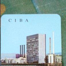 Coleccionismo Calendarios: CALENDARIO ALMANAQUE CIBALGINA 1970. Lote 134301622