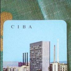 Coleccionismo Calendarios: CALENDARIO ALMANAQUE CIBALGINA 1970. Lote 134489638