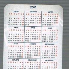 Coleccionismo Calendarios: AÑO 2006, CALENDARIO DE BOLSILLO , INEM. Lote 134562562