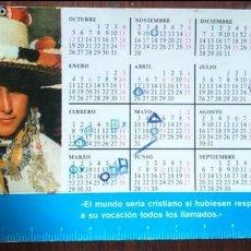Coleccionismo Calendarios: CALENDARIO 1970. Lote 134753606