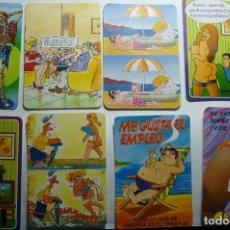 Coleccionismo Calendarios: LOTE CALENDARIOS HUMOR-AÑOS 199..... Lote 135164962