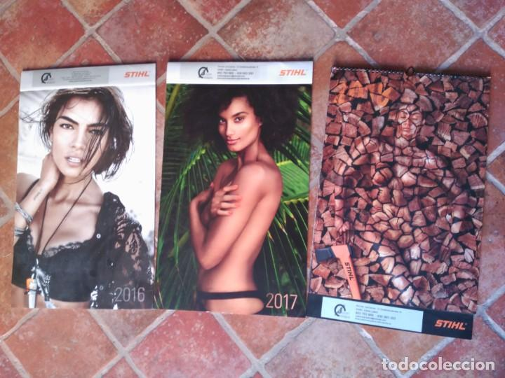Calendario Stihl.Lote De 3 Calendarios De Pared Stihl Sold Through Direct