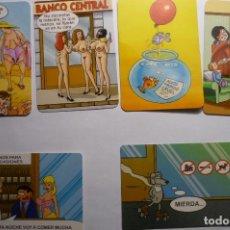 Coleccionismo Calendarios: LOTE CALENDARIOS HUMOR - AÑOS 2000. Lote 135268054