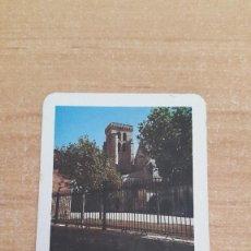 Coleccionismo Calendarios: CALENDARIO FOURNIER -- CAJA DE AHORROS DEL CIRCULO CATÓLICO DE BURGOS AÑO 1971 - VER FOTO ADICIONAL. Lote 135276222