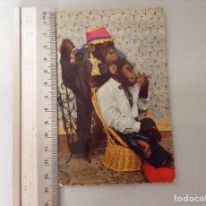 Coleccionismo Calendarios: POSTAL AÑOS 50. Lote 135780014