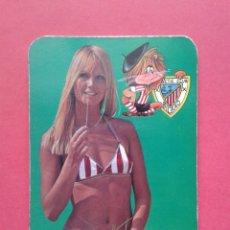 Coleccionismo Calendarios: CALENDARIO CHICA BILBAO 1975. Lote 136313598