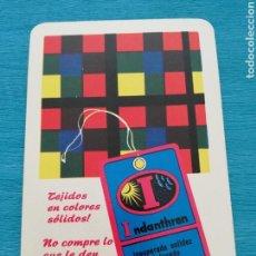 Coleccionismo Calendarios: CALENDARIO FOURNIER 1964. Lote 136609228