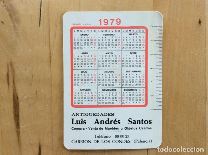 Real Madrid Calendario.Real Madrid Calendario Ano 1979 Sold Through Direct Sale