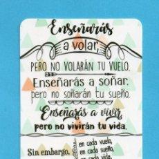 Coleccionismo Calendarios: CALENDARIO DE CASA L Nº 216 BONITO HUMOR SIN CIRCULAR DEL AÑO 2019. Lote 137311474