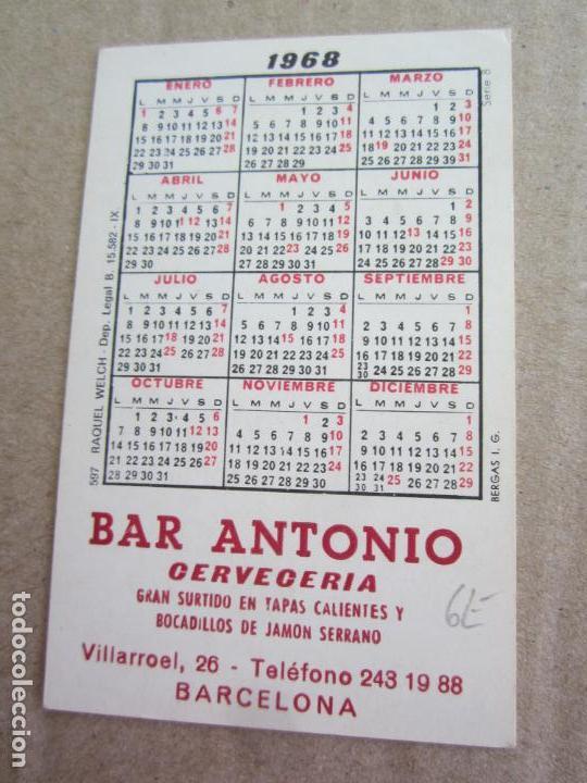Calendario 1968.Calendario 1968 Raquel Welch