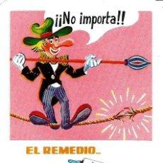 Coleccionismo Calendarios: CALENDARIO DE BOLSILLO PEGAMENTO IMEDIO. AÑO 1979. H. FOURNIER. Lote 137502730