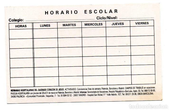 Calendario Escolar Barcelona.Calendario Escolar 90 91 Hermanas Hospitalarias