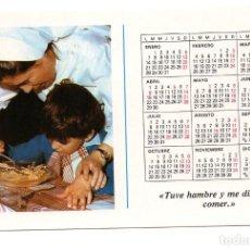 Coleccionismo Calendarios: CALENDARIO DIPTICO 1985 . Lote 138062702