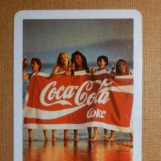 Coleccionismo Calendarios: CALENDARIO FOURNIER DE BOLSILLO - COCA COLA - COKE - SENSACIÓN DE VIVIR - 1993 - NUEVO. Lote 138374922