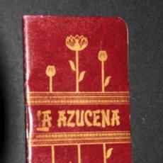 Coleccionismo Calendarios: ANTIGUO ALMANAQUE A. AZUCENAAÑO 1904. Lote 138517298
