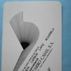 Coleccionismo Calendarios: CALENDARIO BOLSILLO FOURNIER 1971. Lote 138792418
