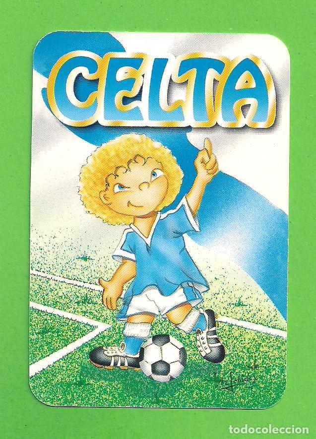 Calendario Celta Vigo.Calendario De Bolsillo Celta De Vigo Ano 2001 Sin Publicidad Edijar Almoradi