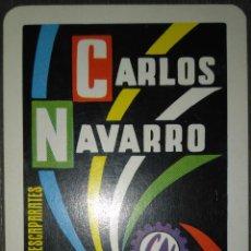Coleccionismo Calendarios: FOURNIER 1967. CALENDARIO DE CARLOS NAVARRO, ZARAGOZA. AÑO 1967.. Lote 139081742